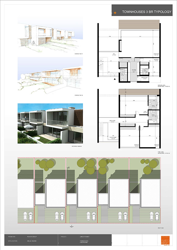 Property types - Terras appartement lay outs ...